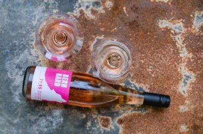 Rheinhessen Wein Rose
