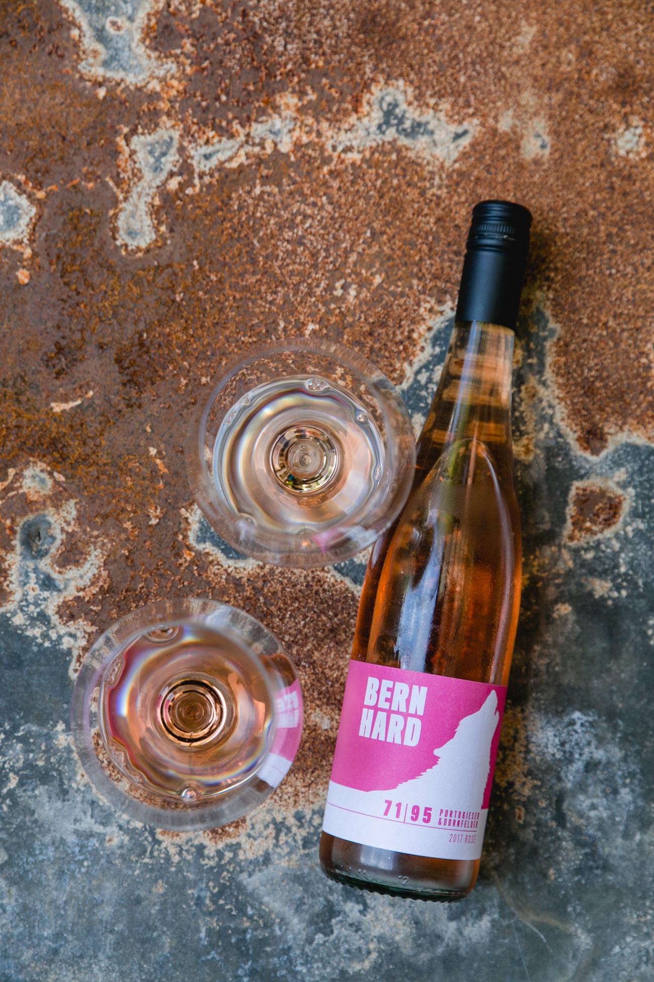 Rheinhessen Wein Rose 2