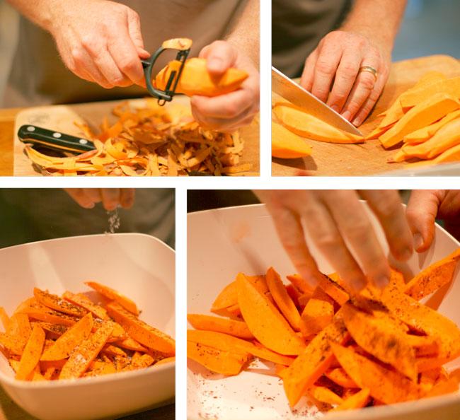 making-of-süßkartoffel-pommes